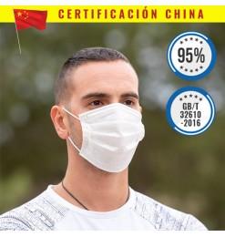Mascarilla 95%